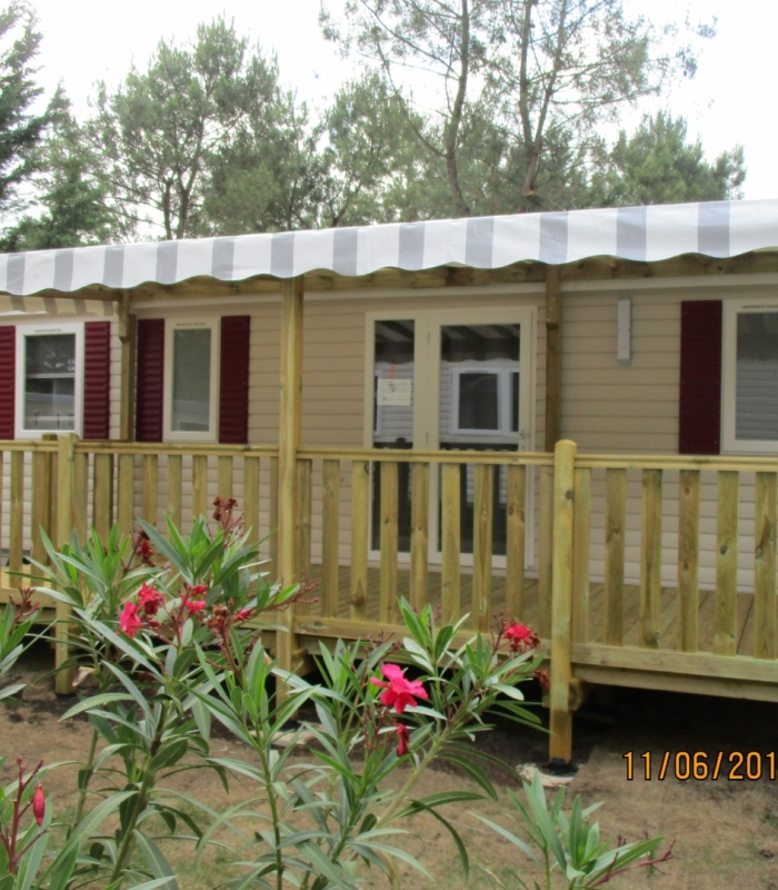 Mobil-home 3 chambres n° 421